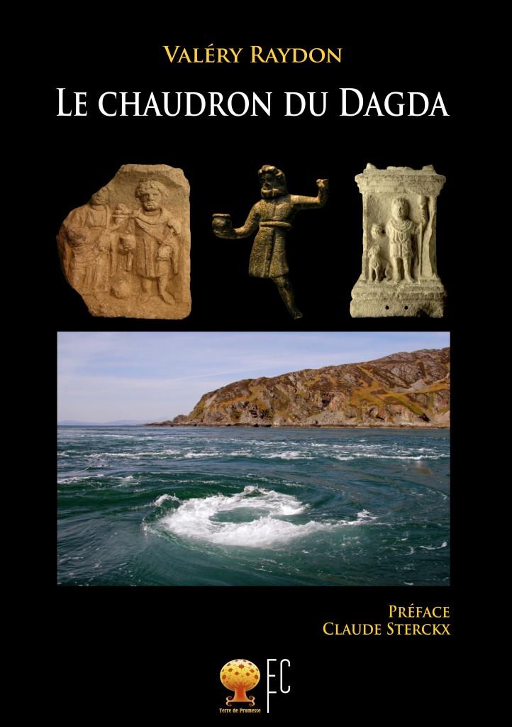 Le chaudron du Dagda. Couverture. (2)