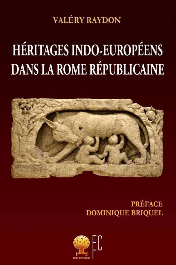 Héritages indo-européens dans la Rome républicaine Ebook Couverture
