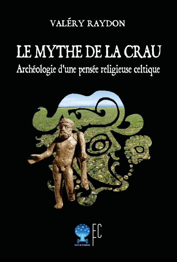 Le mythe de la Crau. Couverture.