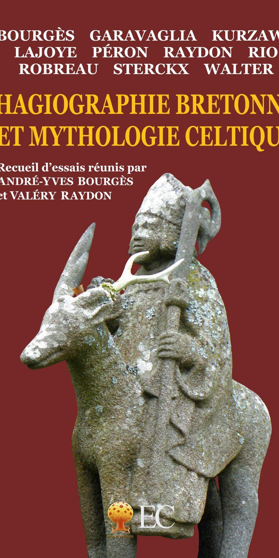 Hagiographie bretonne et mythologie celtique couverture